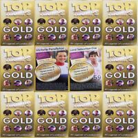 Top Trumps Single Card Olympic Gold Legends London Athletes 2012 - Various (FB3)