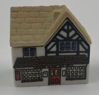 Wade WHIMSEY ON WHY Post Office #12 Set 2 Miniature Porcelain