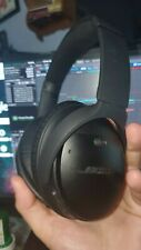 BoseQuietComfort 35 Wireless Noise Cancelling Over the Ear Headphones - Black