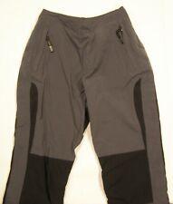 REI Women's Nylon Gore-Tex Ski Pants Size M Black/Gray