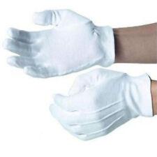 Gants et moufles blancs pour femme, en 100% coton