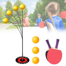 Table Tennis Trainer with Elastic Soft Shaft Leisure Decompression Sport Trainer