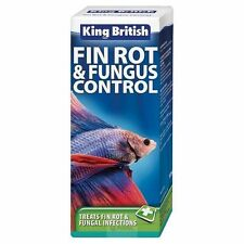 King British Fungal Infections Fish Health Care Supplies
