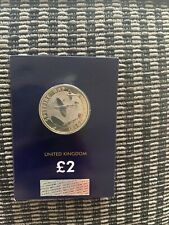 2018 RAF CENTENARY SPITFIRE £2 TWO POUND COIN. Brilliant Uncirculated.
