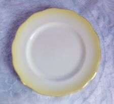 "Royal Albert Bone China ""RAINBOW"" - YELLOW Side Plate"