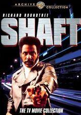 Shaft 7 TV Movie Collection DVD (4 DISC SET) Richard Roundtree