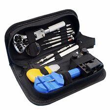 toile bracelet de réparation sac à outils portatif de stockage à glissière Noir