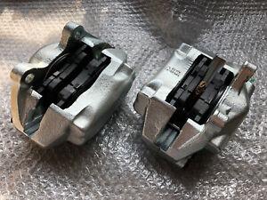 NEU 2x Bremssattel inkl Bremsklötze Volvo Amazon P1800 1Kreis 5002012 5002013