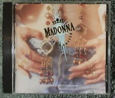 Madonna Like A Prayer Cd 1989 (a34) Rock Pop