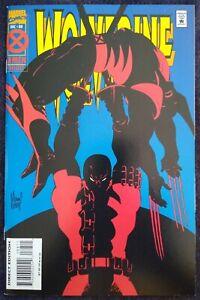 Wolverine #88 VF/NM 9.0 1st Wolverine Deadpool Battle