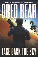 Take Back the Sky (War Dogs Trilogy 3) by Bear, Greg Book The Cheap Fast Free
