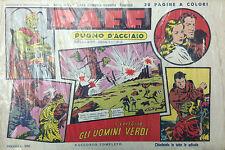 (Fumetti) RAFF  PUGNO D'ACCIAIO  Nerbini 1974-75