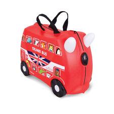 Trunki Boris The Bus - Luggage Bags (black Red)