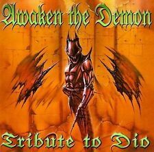FREE US SHIP. on ANY 3+ CDs! ~Used,Good CD Awaken the Demon-Tribut to Dio: Awake