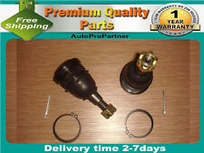 2 FRONT UPPER BALL JOINT FOR DODGE RAM 1500 2500 3500 2WD 06-10