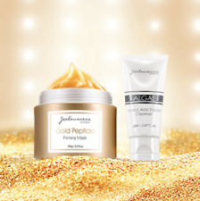 [JEALOUSNESS] Gold Peptide Firming Mask150g+Algae Amino Acid Facial Cleans(Gift)