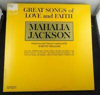 Mahalia Jackson – Great Songs Of Love And Faith (Columbia – CL 1824)