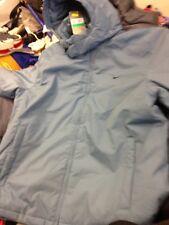 NIKE WINTER  COACHCOAT IN DUST BLUE  XLARGE 42/44 I in inchSIZE  BNWLMIDLENGHT
