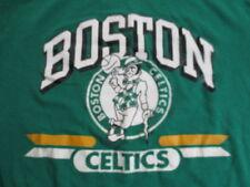Vintage Champion Label - BOSTON CELTICS w/ Leprechaun (Youth LG) T-Shirt