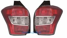 SUBARU FORESTER 2014 2015 2016 TAILLIGHTS TAIL LIGHTS LAMPS REAR - PAIR