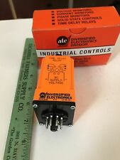 DIVERSIFIED ELECTRONICS TIME DELAY RELAY TDE12DLA030, TDF-12-DLA-030