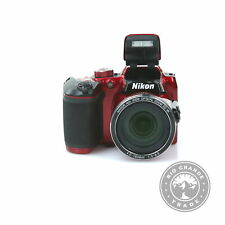 REF Nikon COOLPIX B500 Portable Digital Camera with 18 Scene Modes in Red