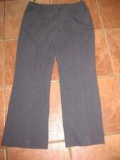 Per Una Straight Leg Mid Rise Tailored Trousers for Women