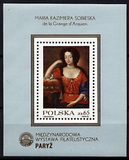 2494 Poland 1982 Philatelic exhibition Block MNH