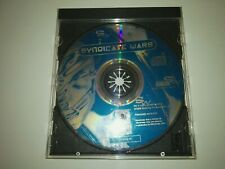 Syndicate Wars, Bullfrog Productions ,PC,PAL SPAIN , 1996