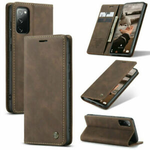 Premium Wallet Case For iPhone 12 11 XR XS 7 8 6S SE Leather Magnetic Flip Cover