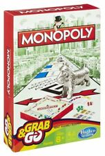 Hashbro Monopoly Grab and Go Board Game 2017
