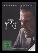 DVD J. EDGAR - LEONARDO DiCAPRIO + JUDI DENCH (Regie: CLINT EASTWOOD) ** NEU **