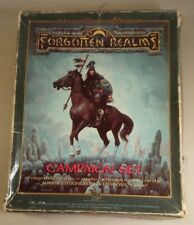 Advanced Dungeons y dragones Forgotten Realms campaña ajuste Boxset 1031