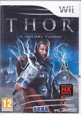 Nintendo Wii «THOR ~ IL DIO DEL TUONO» nuovo sigillato italiano pal
