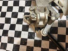 2012 Honda CRF250R CR 250R Rear BRAKE CALIPER & Master Cylinder & Line CR450R
