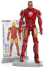 """Iron Man 2 Movie Series IRON MAN MARK VI 3.75"""" Action Figure Marvel Hasbro 2010"""