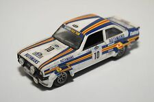 / / SOLIDO FORD ESCORT RALLY ROTHMANS EXCELLENT CONDITION REPAINT