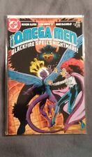 DC Comics Omega Men 11 (1983) NM- Free Bag/Board Primus Tigorr Nimbus