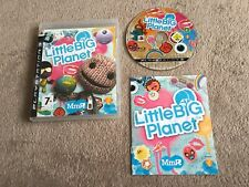 Little Big Planet PS3 Game - Includes Instructions