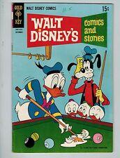 Walt Disney'S Comics And Stories #339 Gold Key Fine condition!