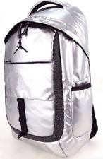 943292c6acd Nike Jordan Logo Jumpman School Laptop Backpack SILVER Elephant 9A1655-250   65