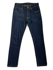 Mens Nudie Lean Dean Stretch Jeans W28 L28 Great Condition Worn Once (D51)