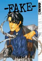 FAKE Volume 6: v. 6 by MATOH, SANAMI Paperback Book The Fast Free Shipping