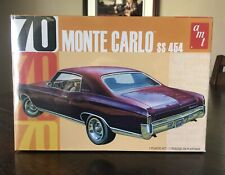 Amt '70 Monte Carlo Ss 454 Factory Sealed!