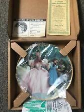 1988 Wizard of Oz Hamilton Collection Complete 8pc Set, 50th Anniversary Plates