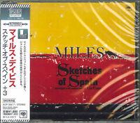 MILES DAVIS-SKETCHES OF SPAIN-JAPAN BLU-SPEC CD2 BONUS TRACK D73