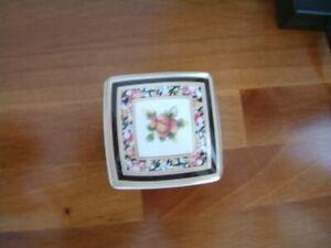 Wedgwood Clio Lidded Trinket Box-Pristine & Unused.