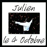 CLERC Julien - 4 octobre (Le) - CD Album