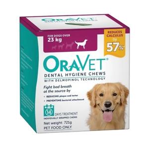 Oravet Dental Chews L14'S