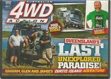 AUSTRALIAN 4WD ACTION - ISSUE 185 QUEENSLAND'S LAST UNEXPLORED PARADISE!